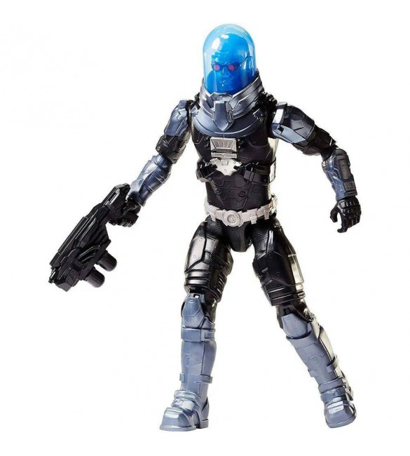 Boneco Batman Missions Truemoves 30cm Mr. Freeze - Mattel
